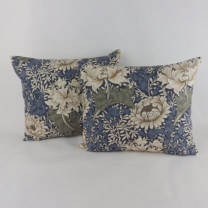 William Morris Chrysanthemum Cushion