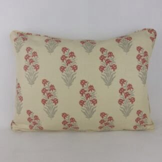 Hodsoll McKenzie Indian Iris Floral Cushion