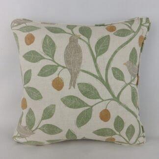 Sanderson Damson Tree Cushions