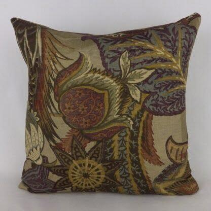 Schumacher Zanzibar Cushion