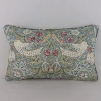 Strawberry Thief William Morris Cushion