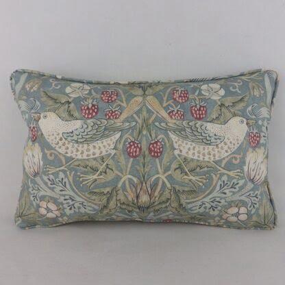 Strawberry Thief William Morris Cushion