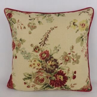 Laura Ashley Stowe Fabric Cushion