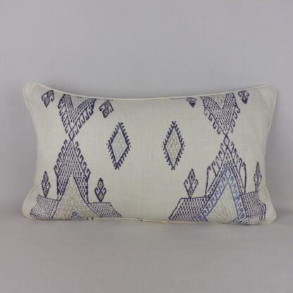 Large Christopher Farr Travelling Light Fabric Cushion