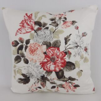 Red Rose Cushion