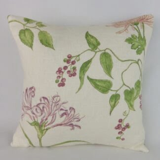 Sanderson Summer Tree Floral Cushions