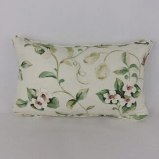 Sanderson Orchard Blossoms Floral Cushion