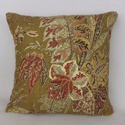 Designer Lee Jofa Kashmir Tree Paisley Cushions