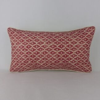 Linwood Ashfield Block Print Cushion