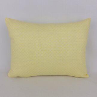 Yellow Daisy Floral Cushion