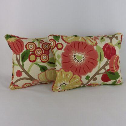 Sanderson Tree Poppy Cushion