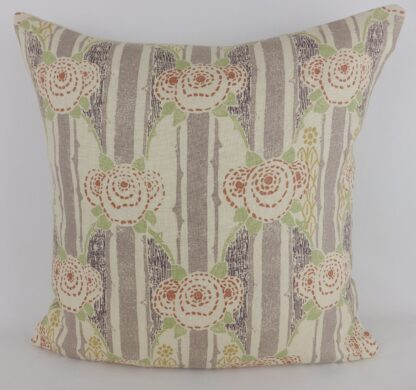 Lee Jofa Designer Floral Cushion