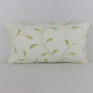 Jane Churchill Oriana Leaf Cushion