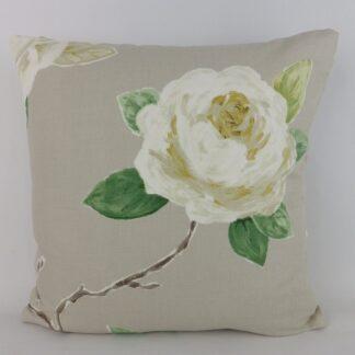 Sanderson Ottoline Rose Floral Cushion
