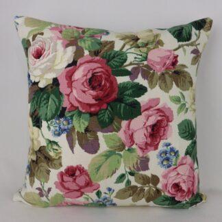 Vintage Rose Sanderson Cushion