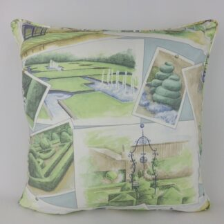 Large GP & J Baker Designer Garden Cushions