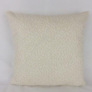 Ditsy Leaf Shabby Chic Cushions