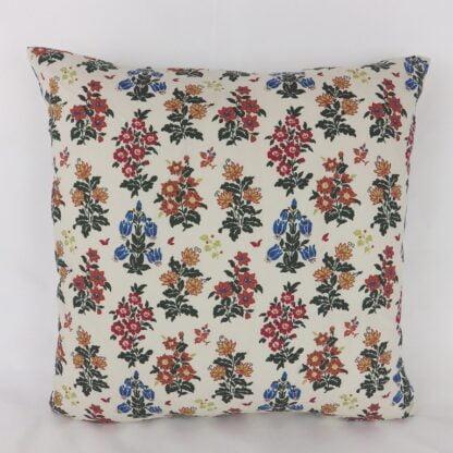 Liberty Vintage Floral Cushion