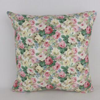 Sanderson Vintage Chelsea Rose Cushion