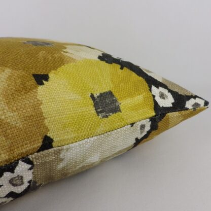Harlequin Hermosa Yellow Gold Floral Cushion
