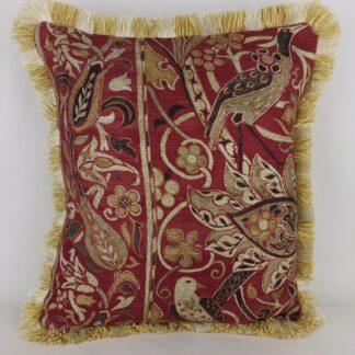 William Morris Bullerswood Linen Cushions