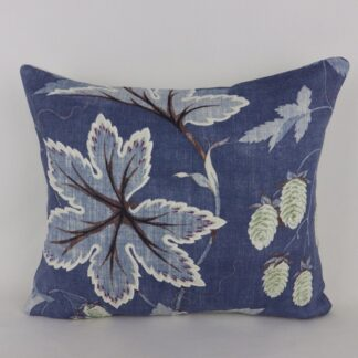 Colefax and Fowler Lindon Old Blue Cushion